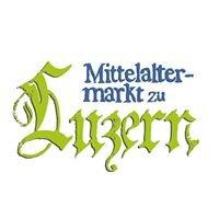 Mittelaltermarkt zu Luzern
