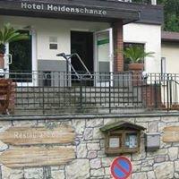 Hotel Heidenschanze Dresden