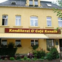 Konditorei und Cafe- Feinbäckerei- Kunath