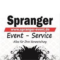 Spranger Event - Service