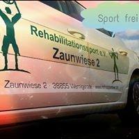 Rehabilitationssport e.V. Wernigerode