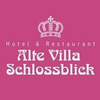 Alte Villa Schlossblick - Hotel & Restaurant