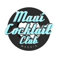 Maui Cocktail Club Madrid