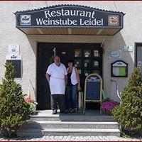 Restaurant Weinstube Leidel