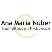 Ana Maria Nuber Praxis für Naturheilkunde und Physiotherapie in Pöcking