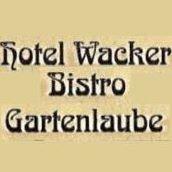 Hotel Wacker & Bistro Gartenlaube