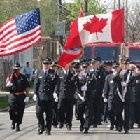 Hamtramck Firefighters St. Florian March and Mass
