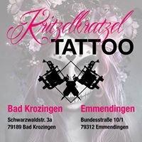Kritzelkratzel Tattoo
