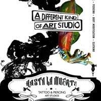 Hasta La Muerte Art Tattoo Studio & Piercing