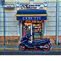 Cerutti moto ricambi Milano