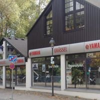 Motorrad-Graessel