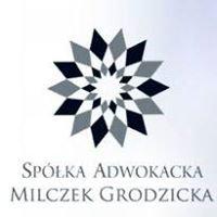 Spółka Adwokacka Milczek Grodzicka sp.p.
