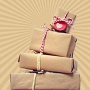 Geschenkartikel-Shopping