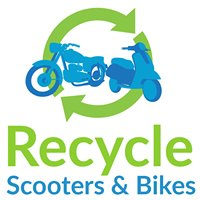 Recycle Scooters and Bikes