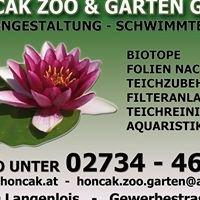 Honcak Zoo & Garten - Schwimmteiche