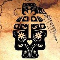 Hasta la muerte by '' явка'' tattoo & piercing Naxos Island