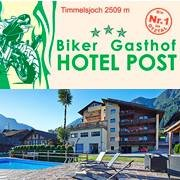 Biker-Gasthof Hotel Post