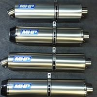 MHP Exhausts