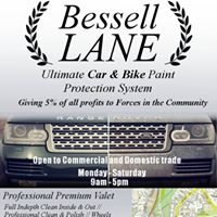 Bessell Lane - Ultimate Car and Bike Paint Protection System