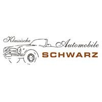 Klassische Automobile Schwarz