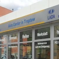 Auto Center in Treptow