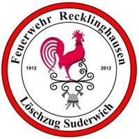 Feuerwehr Recklinghausen - Löschzug Suderwich