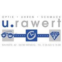 U.Rawert Optik-Uhren-Schmuck