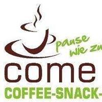 "COME IN"" Coffesnackshop Rastplatz Triestingtal"