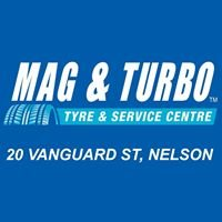 Mag & Turbo Nelson