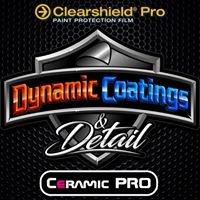 Dynamic Coatings & Detail