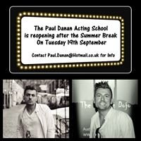 The Paul Danan Acting School