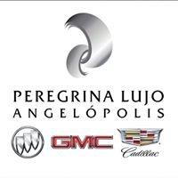 Peregrina Lujo. Cadillac Buick GMC