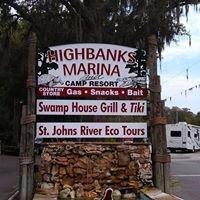 Highbank's Marina & Campresort