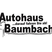 Mitsubishi Autohaus Baumbach Weyersfeld