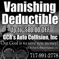 GCR's Auto Collision, INC