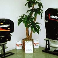 Diamond Marine Outboard Racing Engines