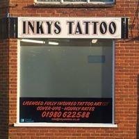 Inkys tattoo - Amesbury