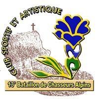 Club Sportif & Artistique du 13ème BCA