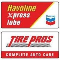 Havoline Xpress Lube & Tire Pros