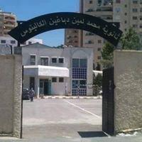 Lycée Mohamed Lamine Debaghine _ Les Eucalyptus_