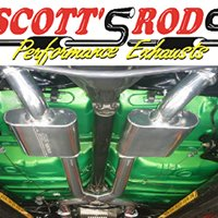 Scott's Rods Performance Exhausts & Mechanical