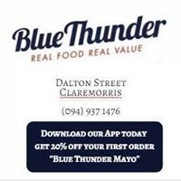 BlueThunder Fast Foods Claremorris