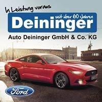 Auto Deininger GmbH & Co. KG