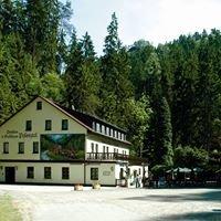 Pension & Gasthaus Polenztal in Hohnstein