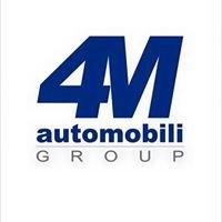 4M Automobili - Ford, Volvo, Mazda
