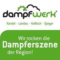 DampfWerk. Simply green.