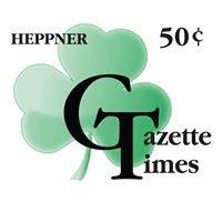 Heppner Gazette-Times