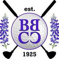 Bluebonnet Country Club   Hico, Texas