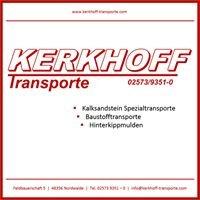 Kerkhoff Transporte