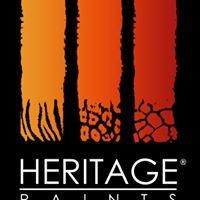 Heritage Paints ~ Decorative & Industrial Paint Manufacturers